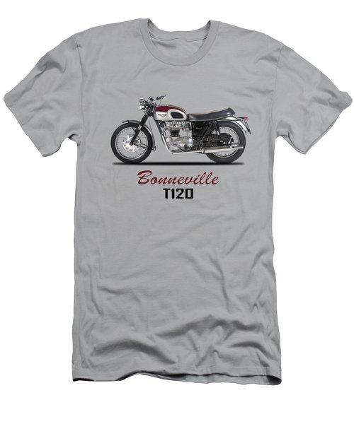 Triumph Bonneville T120 1968 Men's T-Shirt (Athletic Fit)