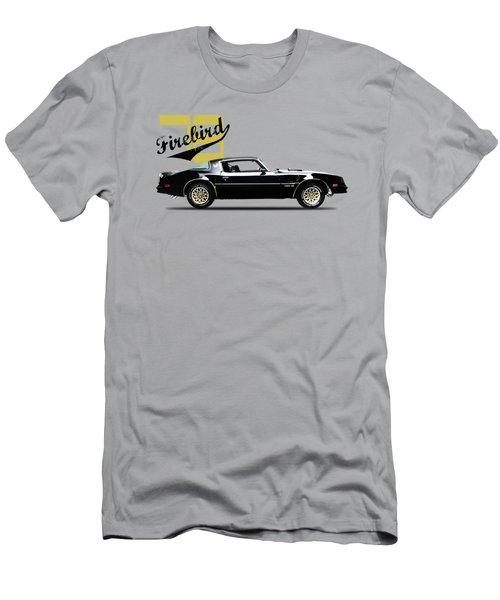Trans Am Firebird Men's T-Shirt (Athletic Fit)