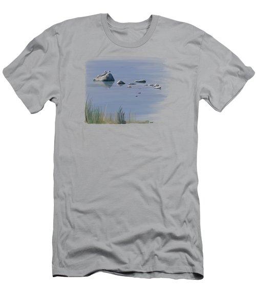 Gull Siesta Men's T-Shirt (Athletic Fit)