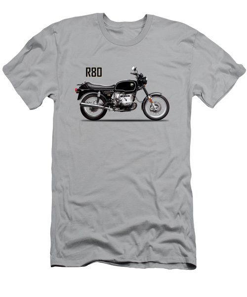 The R80 Motorcycle 1978 Men's T-Shirt (Athletic Fit)