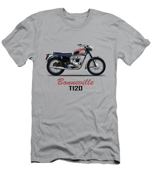 Bonneville T120 1962 Men's T-Shirt (Athletic Fit)