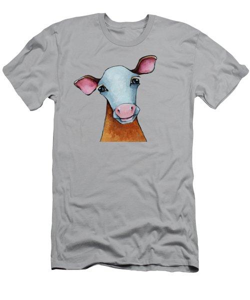 Sweet Calf Men's T-Shirt (Athletic Fit)