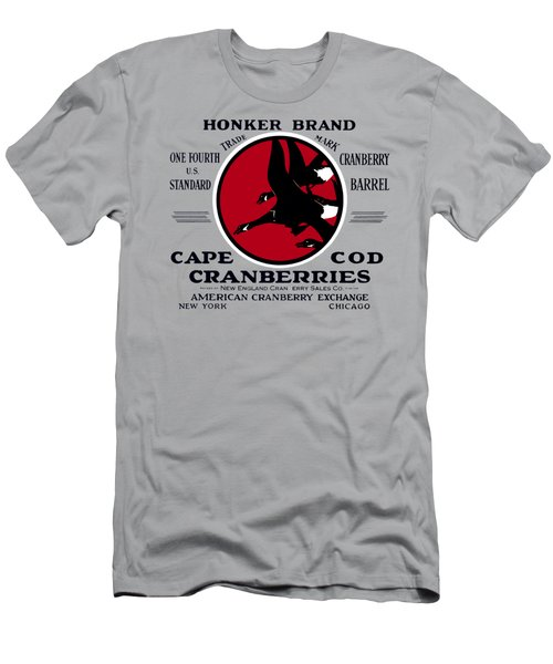 1900 Honker Cranberries Men's T-Shirt (Athletic Fit)