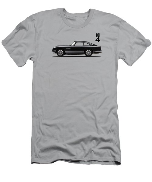 Aston Martin Db4 Men's T-Shirt (Athletic Fit)