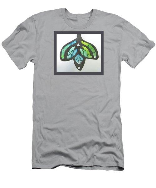 1188 A La Tiffany Men's T-Shirt (Slim Fit)