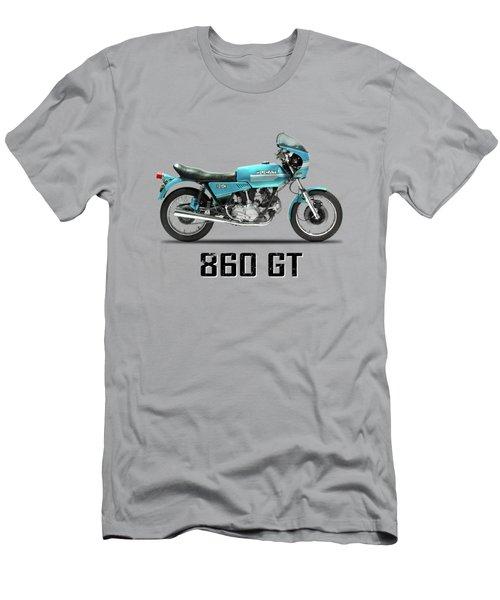 Ducati 860 Gt 1975 Men's T-Shirt (Athletic Fit)