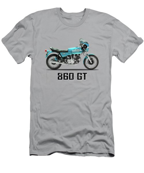 Ducati 860 Gt 1975 Men's T-Shirt (Athletic Fit)