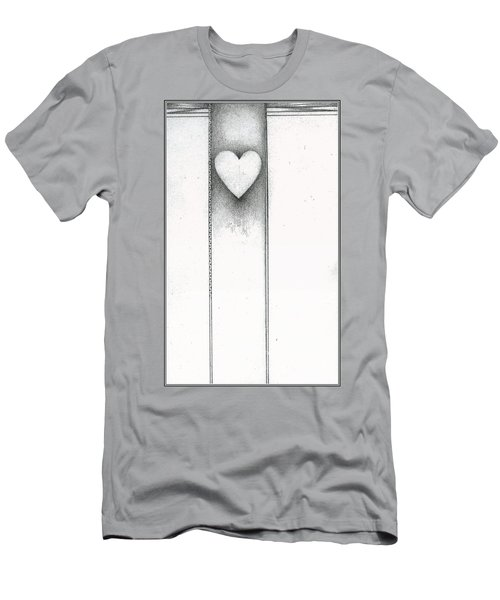Ascending Heart Men's T-Shirt (Athletic Fit)