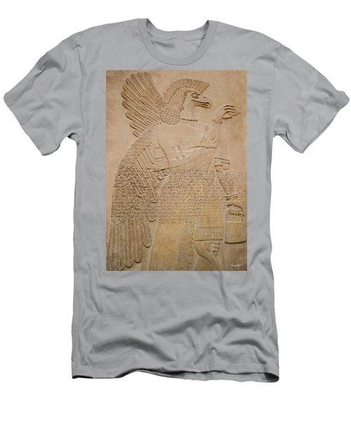 Assyrian Guardian Men's T-Shirt (Athletic Fit)
