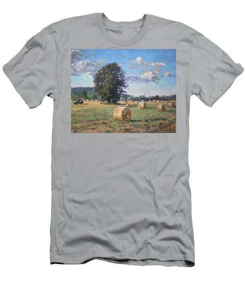 At Cathy's Farm Georgetown Men's T-Shirt (Athletic Fit)