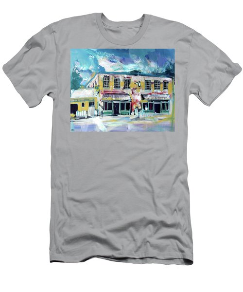 Athens Ga The Grit Men's T-Shirt (Athletic Fit)