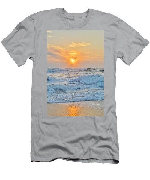August 28 Sunrise Men's T-Shirt (Athletic Fit)
