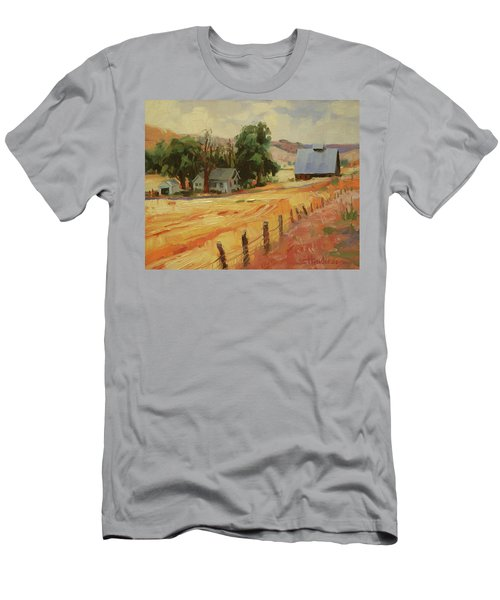 August Men's T-Shirt (Athletic Fit)