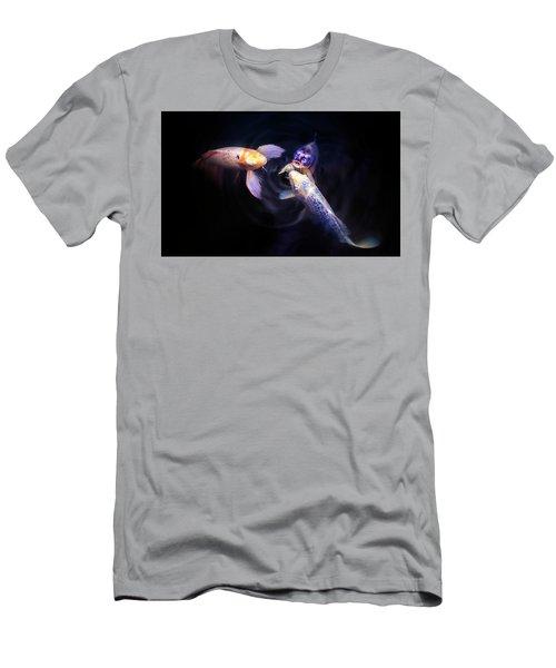 Auspicious Three Men's T-Shirt (Athletic Fit)