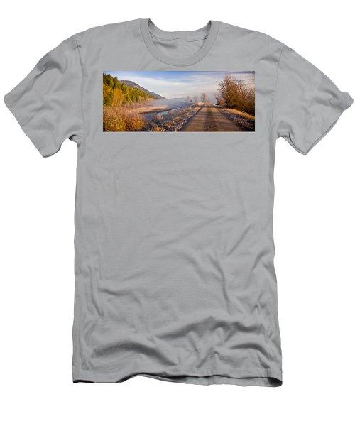 Auto Tour Men's T-Shirt (Athletic Fit)