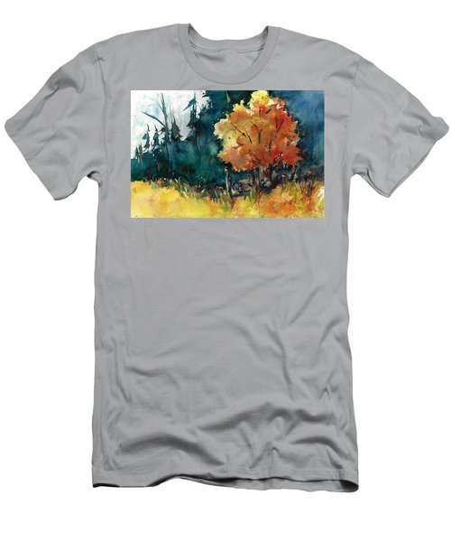 Autumn In The Ozarks Men's T-Shirt (Athletic Fit)