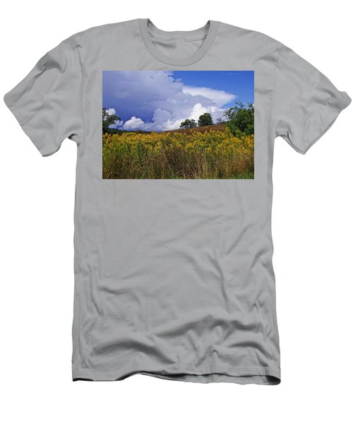 Autumn Skies Men's T-Shirt (Athletic Fit)