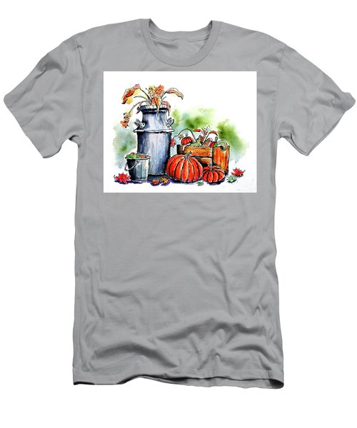 Autumn Still Life 1 Men's T-Shirt (Athletic Fit)