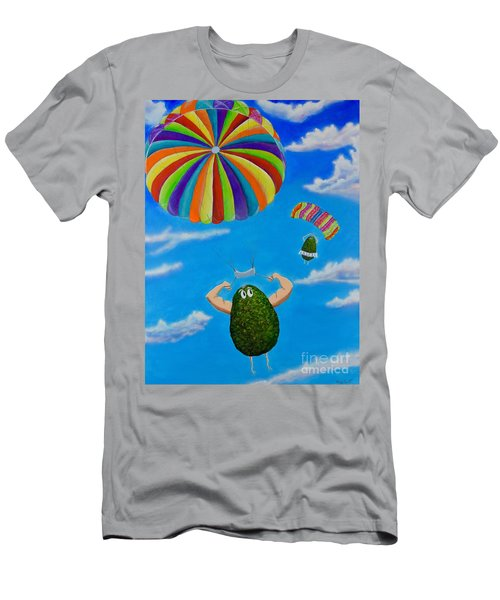 Avocado's From Heaven Men's T-Shirt (Athletic Fit)