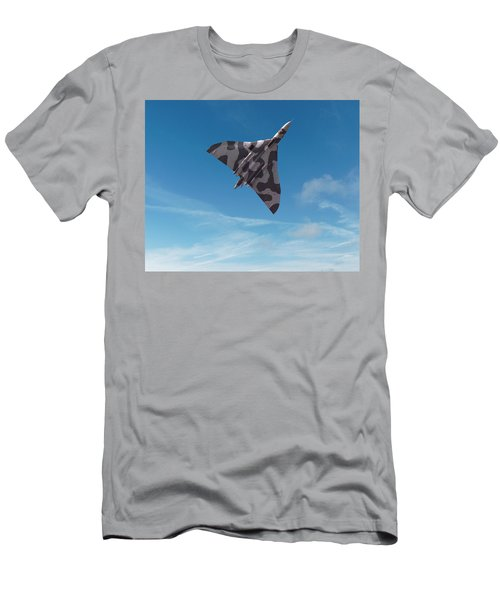 Avro Vulcan -1 Men's T-Shirt (Athletic Fit)