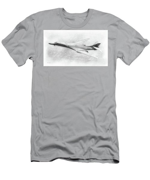B-1b Lancer Men's T-Shirt (Athletic Fit)