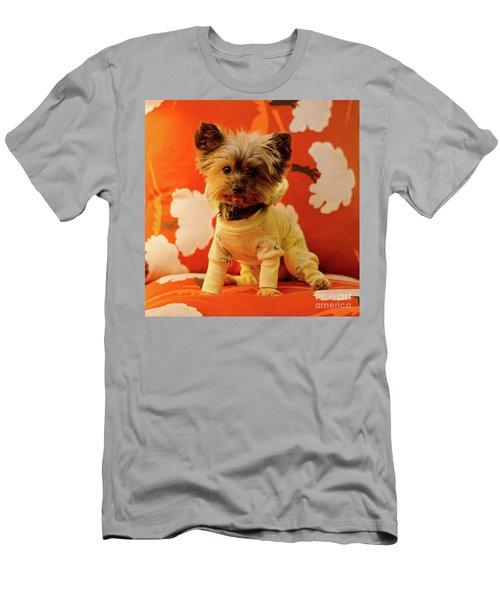 Baby Mel In Pjs Men's T-Shirt (Athletic Fit)