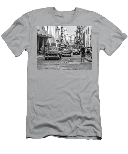 Back To The Past Men's T-Shirt (Athletic Fit)