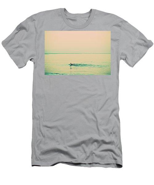 Backstroke Men's T-Shirt (Athletic Fit)