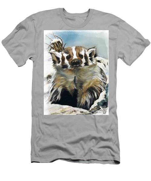 Badger - Guardian Of The South Men's T-Shirt (Athletic Fit)