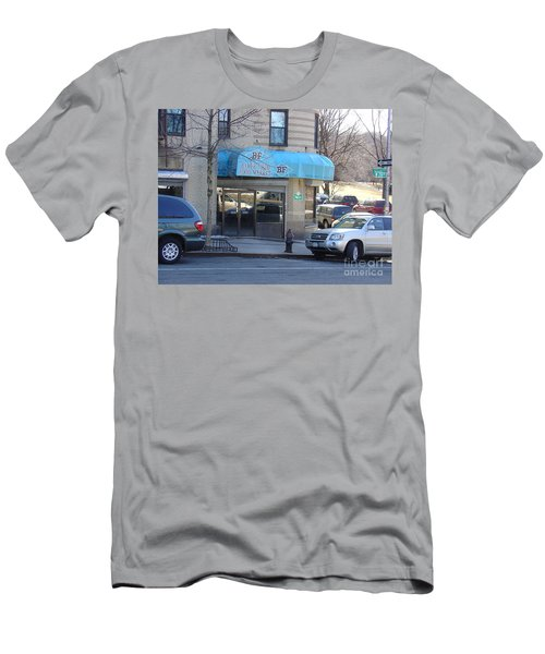 Baker Field Deli Men's T-Shirt (Slim Fit) by Cole Thompson