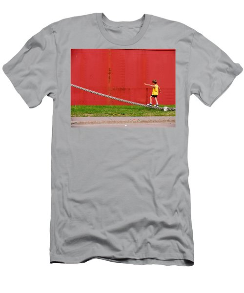 020 - Harbor Time Men's T-Shirt (Athletic Fit)