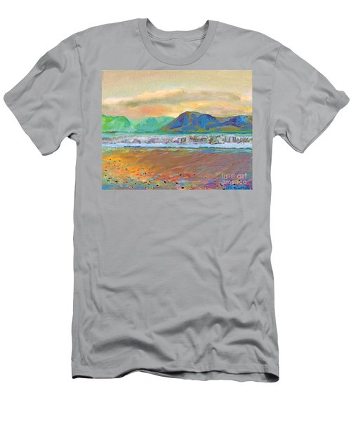 Ballenskelligs Bay Men's T-Shirt (Athletic Fit)