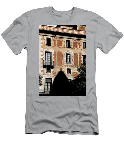 Men's T-Shirt (Slim Fit) featuring the photograph Barcelona 3 by Andrew Fare