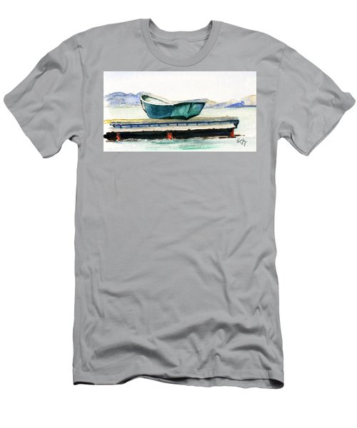 Barnstable Skiff Men's T-Shirt (Athletic Fit)