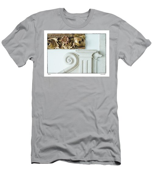 Baroque Men's T-Shirt (Slim Fit) by R Thomas Berner