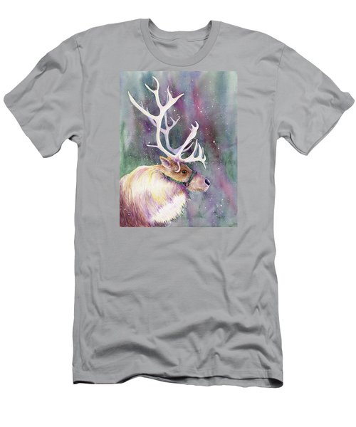Basking In The Lights Men's T-Shirt (Athletic Fit)