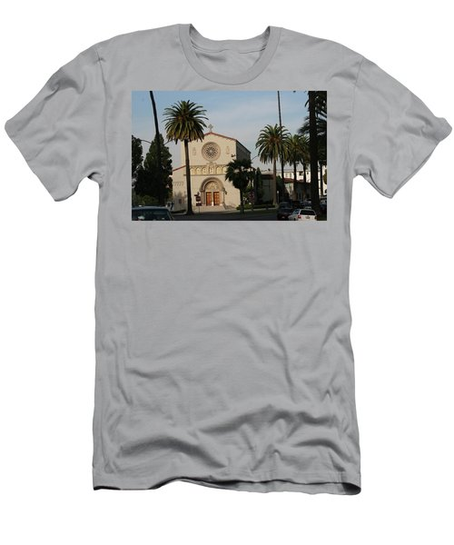 Bathing In Glory Men's T-Shirt (Athletic Fit)
