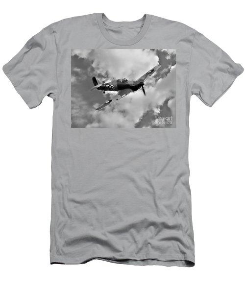 Battle Of Britain Hawker Hurricane Men's T-Shirt (Athletic Fit)
