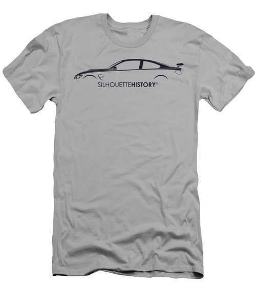Bavarian M Gts Silhouettehistory Men's T-Shirt (Athletic Fit)