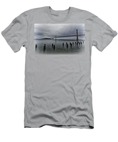 Bay Bridge Men's T-Shirt (Athletic Fit)