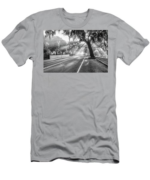 Bay Street Rays Men's T-Shirt (Athletic Fit)