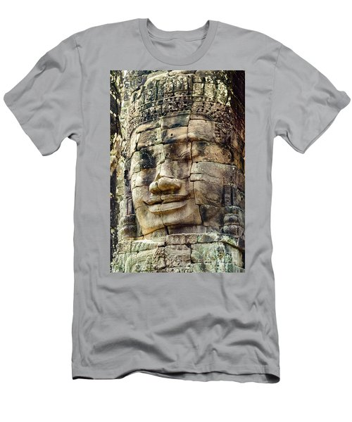 Bayon 2 Men's T-Shirt (Slim Fit) by Werner Padarin