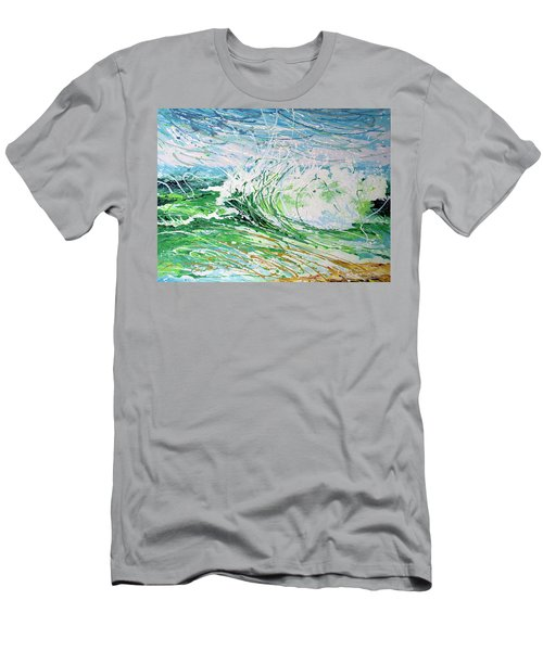 Beach Blast Men's T-Shirt (Athletic Fit)