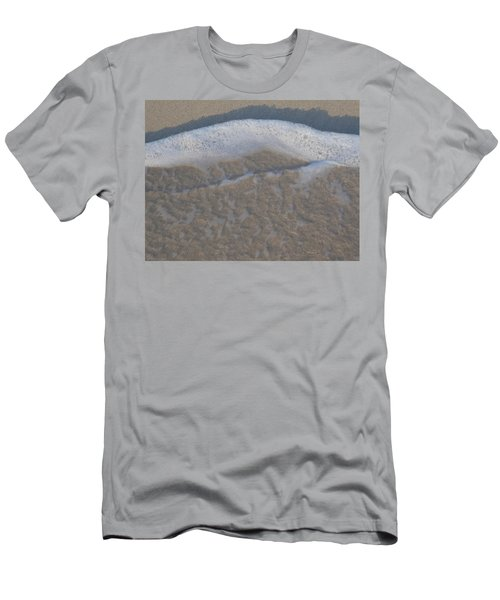 Beach Foam Men's T-Shirt (Athletic Fit)