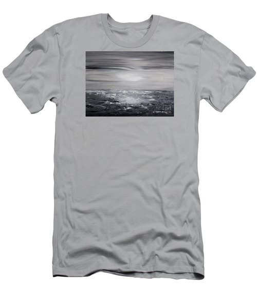 Beach Side Men's T-Shirt (Athletic Fit)