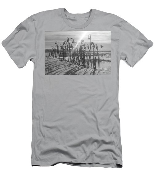 Beam Of Light Men's T-Shirt (Athletic Fit)