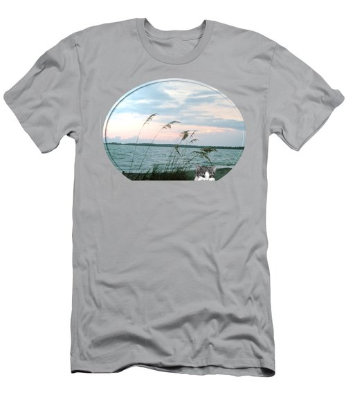 Bearly Beachin Men's T-Shirt (Athletic Fit)