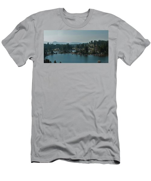 Beartooth Pond At 10,000 Feet Men's T-Shirt (Athletic Fit)