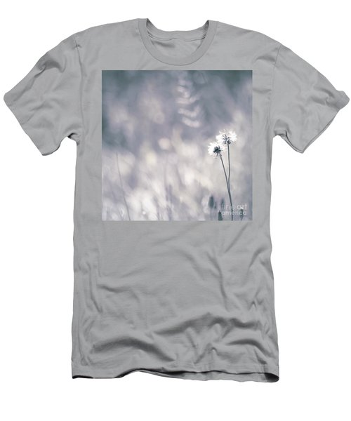 Men's T-Shirt (Slim Fit) featuring the photograph Beaute Des Champs - 0101 by Variance Collections