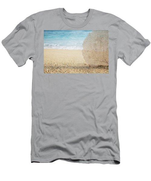Beautiful Coral Element 1 Men's T-Shirt (Athletic Fit)